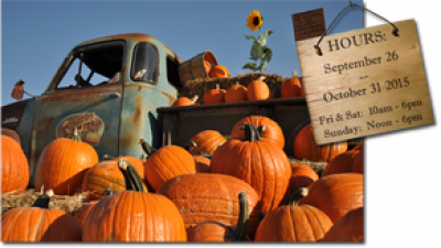 Kerby Farm Pumpkin Patch Leavenworth Kansas